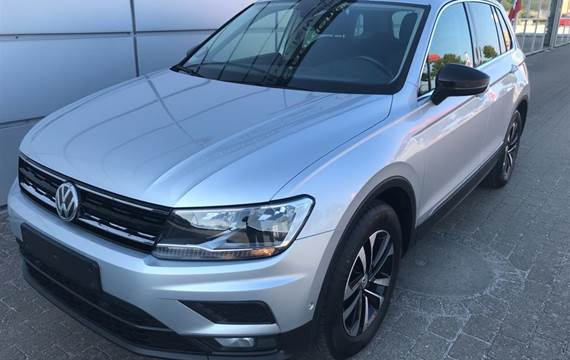 VW Tiguan 2,0 2.0 TDI  DSG7