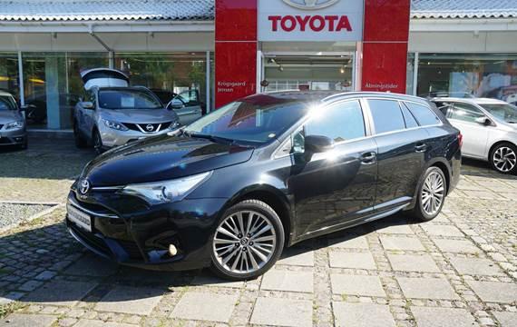 Toyota Avensis VVT-I T2 Premium 147HK 6g