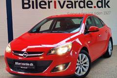 Opel Astra 1,4 T 140 Cosmo