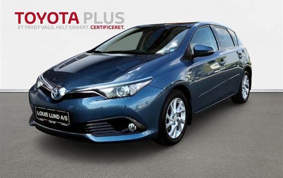 Toyota Auris 1,8 Hybrid H2 Comfort  5d Aut.