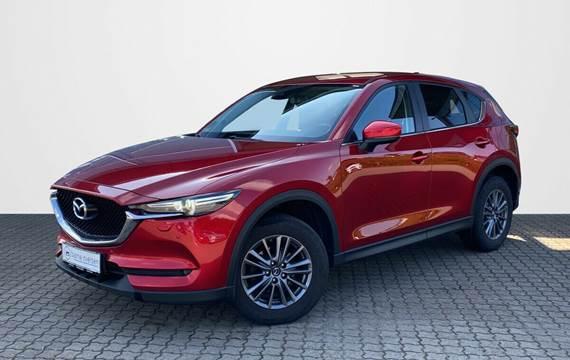 Mazda CX-5 2,2 SkyActiv-D 150 Vision aut.