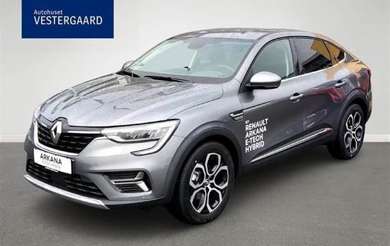 Renault Arkana 1,6 E-TECH  Hybrid Intens  5d Trinl. Gear