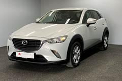 Mazda CX-3 1,5 SkyActiv-D 105 Optimum