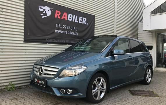 Mercedes B200 1,8 CDi aut. BE