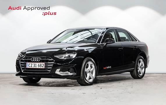 Audi A4 TDi Prestige S-tr.
