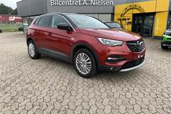 Opel Grandland X 1,2 T Exclusive Start/Stop 130HK 5d 8g Aut.