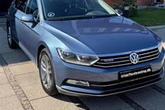 VW Passat R-line 4-Motion