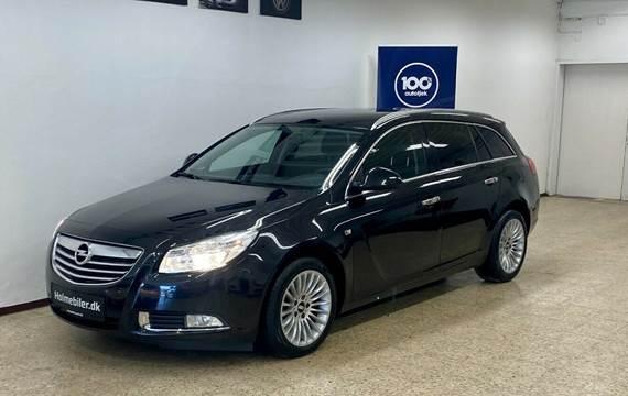 Opel Insignia 2,0 CDTi 130 Cosmo eco