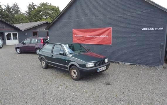 VW Polo 1,0 Coupé
