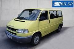 VW Caravelle 2,5 Lang 2,5 TDI m/Airbag m/ABS 102HK Man.