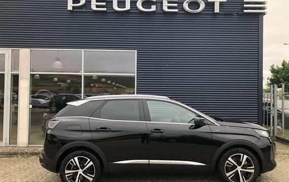 Peugeot 3008 1,6 PureTech  Plugin-hybrid GT EAT8  5d 8g Aut.