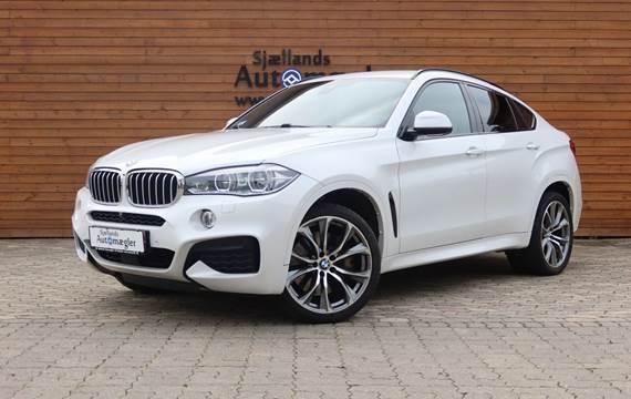 BMW X6 4,4 xDrive50i M-Sport aut.