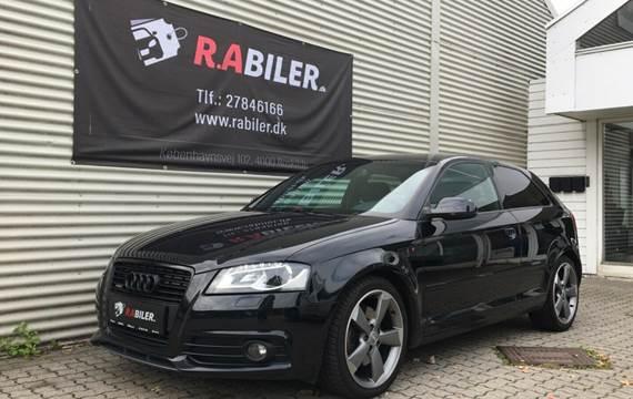 Audi A3 1,8 TFSi Ambiente quattro