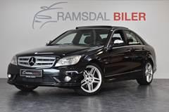Mercedes C320 3,0 CDi AMG aut.