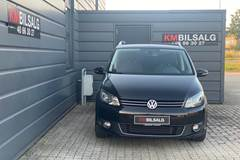 VW Touran 2,0 TDi 140 Highline DSG
