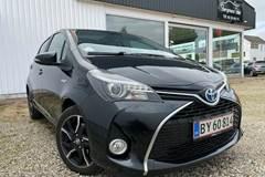 Toyota Yaris 1,5 Hybrid H2 Style Luksus e-CVT