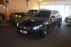 Mercedes C220 d 2,2 Avantgarde stc. aut.