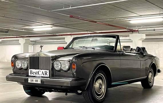 Rolls-Royce Corniche 6,2 V8