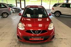 Nissan Micra 1,2 Visia