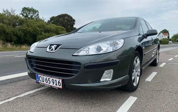 Peugeot 407 1,8 Performance