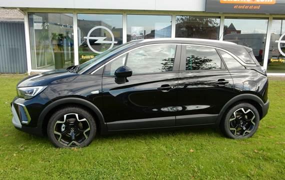 Opel Crossland 1,2 Sport Van