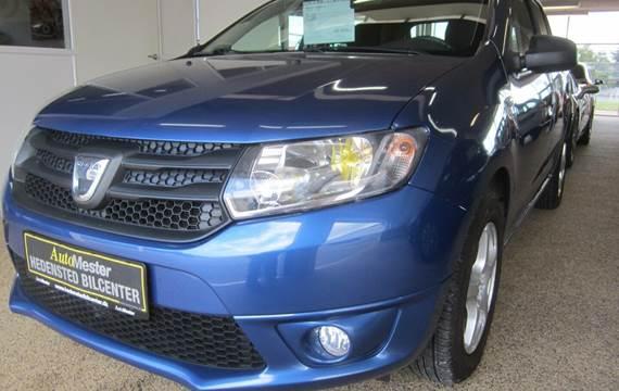 Dacia Sandero 1,2 16V Ambiance