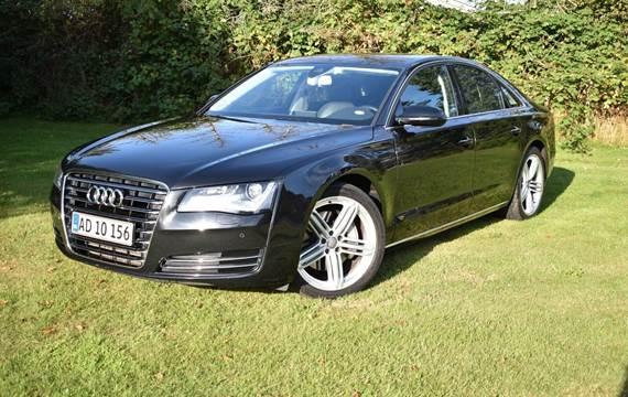 Audi A8 3,0 TDi 250 quattro Tiptr.