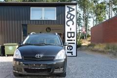 Toyota Corolla Sportsvan 1,8 Toyota Corolla SportsVan 1,8 VSC MMT 129HK Van