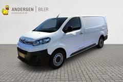 Citroën Jumpy 2,0 L3 2,0 Blue HDi Fleetline 122HK Van 6g