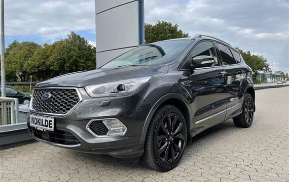Ford Kuga 1,5 EcoBoost Vignale Attack AWD 182HK 5d 6g Aut.