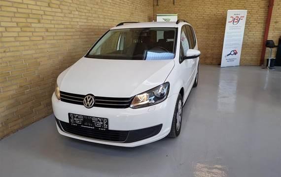VW Touran 1,6 TDI BMT Comfortline  6g