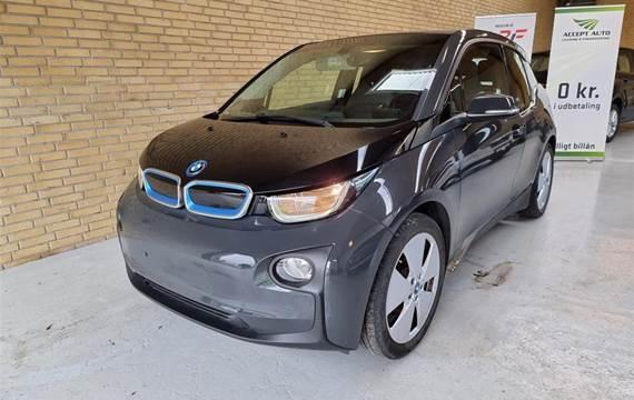 BMW i3 0,6 Range Extender  Plugin-hybrid  5d Aut.