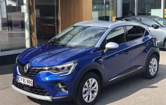 Renault Captur 1,5 Blue DCi Intens EDC  5d 7g Aut.