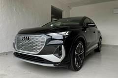 Audi Q4 e-tron Attitude