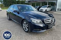 Mercedes E250 2,2 BlueTEC aut.