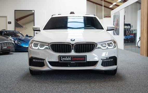 BMW 530i 2,0 Touring M-Sport aut.