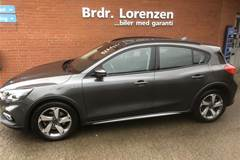 Ford Focus 1,0 EcoBoost Active  5d 6g