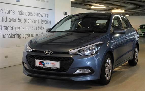 Hyundai i20 1,1 CRDi Trend ISG  5d 6g