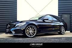 Mercedes C450 3,0 AMG Sport stc. aut. 4Matic