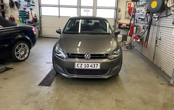 VW Polo 1,6 TDi 90 Life BMT