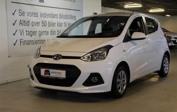Hyundai i10 1,0 Passion  5d