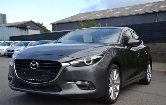 Mazda 3 2,2 SkyActiv-D 150 Optimum