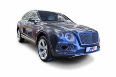 Bentley Bentayga 6,0 W12 aut.