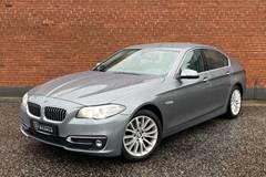 BMW 518d 2,0 Luxury Line aut.