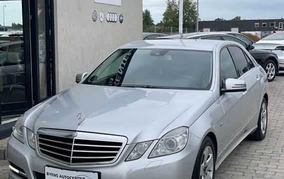Mercedes E220 2,2 CDi Avantgarde aut. BE