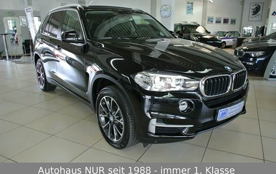BMW X 5 BMW X5 xDrive30d*PANO*RFK*H&K HiFi*NAVIPROF*STANDHEIOm Virksomheden: