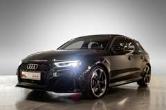Audi RS3 sportback 2.5 TFSI - 400 hk quattro S tronicOm Virksomheden: