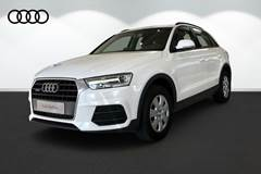 Audi Q3 2,0 TFSi 180 quattro S-tr.