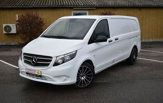 Mercedes Vito 114 2,2 CDi Complete aut. XL