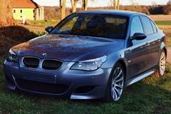 BMW M5 5,0 SMG